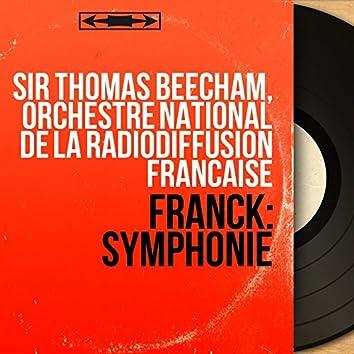 Franck: Symphonie (Stereo Version)