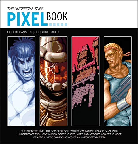 Bitmap Books: The SNES Pixel Book
