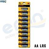 Kodak Alkaline AA LR6 1.5v Battery (10 Pack Perforated)