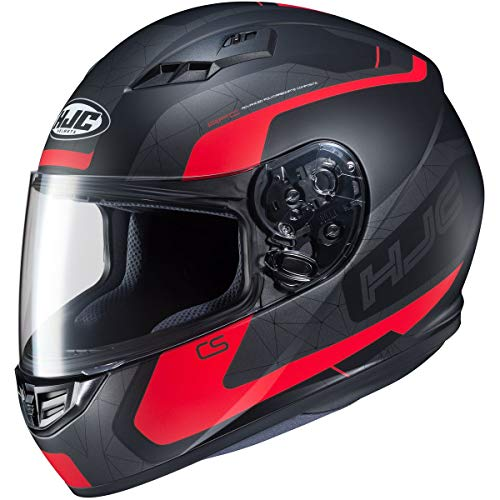 HJC Helmets CS-R3 Helmet - Dosta (Large) (RED)