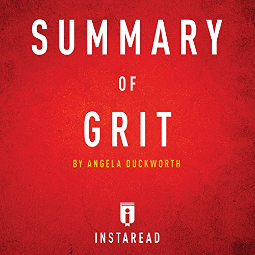 Summary of Grit by Angela Duckworth | Includes Analysis cover art