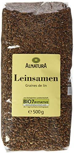 Alnatura Bio Leinsamen, 500g