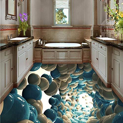 Abstract Fantastic Sticker behang vloer Hd sjabloon zelfklevende vloeren gang behang muurschildering 450cm(L) x300cm(W)