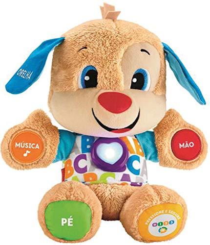 Smart Stages Cachorrinho, Aprender e Brincar, Fisher Price, Mattel