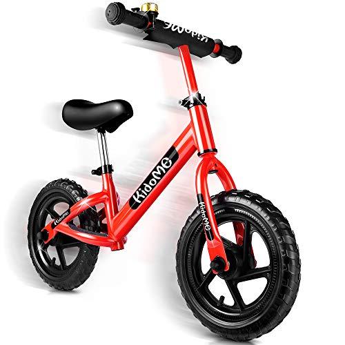 ランニングバイク(ペダルなし自転車、キックバイク)ブレーキなし