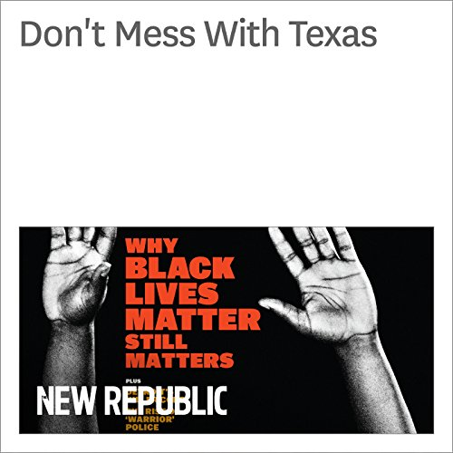 Don't Mess With Texas audiobook cover art