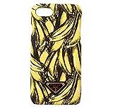 プラダ iPhone8ケース/iPhone7ケース PRADA iPhoneケース SAFFIANO/サフィアノ バナナモチーフ……