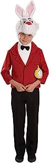 زي تنكري للأطفال السيد وايت رابيت سوت زي للأطفال كتاب الأسبوع الفاخر - متوسط