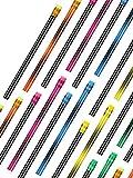 Farbe Wechsel Stimmung Bleistift mit Radiergummi Schwarz Wechsel in Farben Holz Bleistifte Wärme Aktiv Farbe Thermochrom Wechsel Stifte (30)