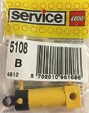LEGO® 5108 Pneumatic Arbeitszylinder mit Doppelanschluß in Originalverpackung (Blister/Polybagverpackung)