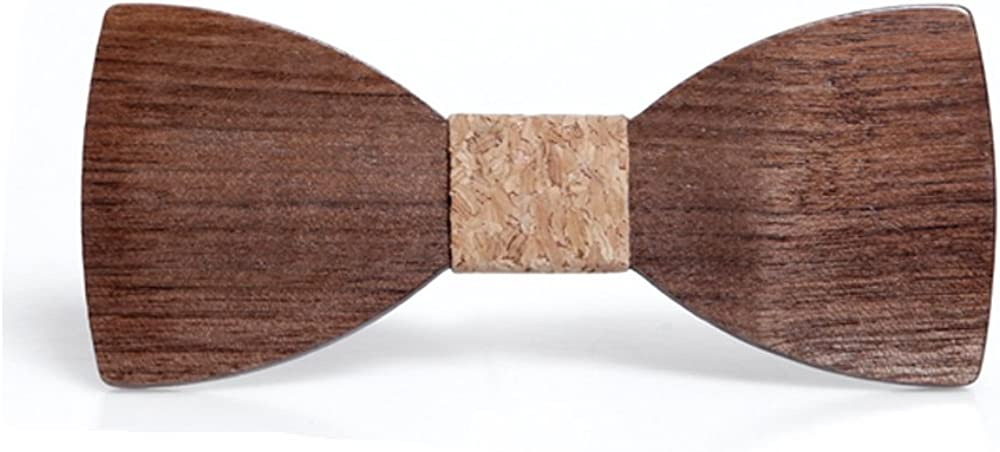 Bowtie Handmade Customized Solid Wood Bow Tie Selling rankings Wedding Sale special price W Creative