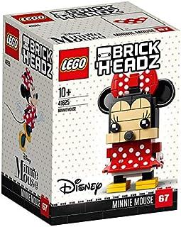LEGO brickheadz Minnie Mouse (41625), Disney de Juguete