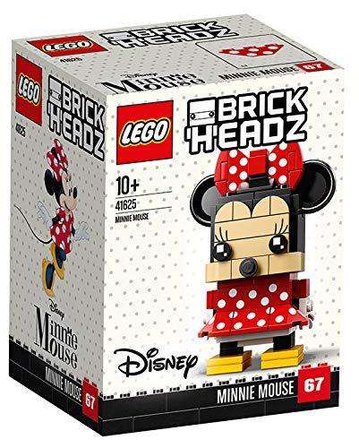 LEGO brickheadz Minnie Mouse (41625), Disney de Juguete 1