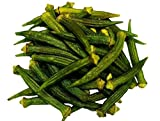 Okra Chips, No Artificial Colors, No Added Sugars in Bulk Pouch!!! Our Okras are fried with non-hydrogenated canola oil and sea salt. These satisfying chips offer a better-for-you alternative to traditional and processed snacks. These chips make grea...