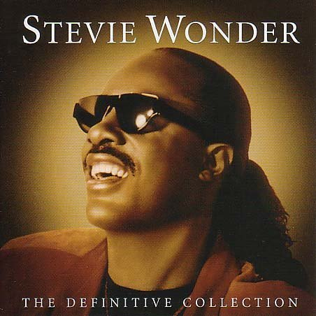 The Definitive Collection by Stevie Wonder (2002) Audio CD