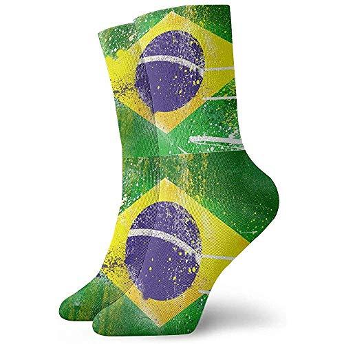 Gre Rry Femmes Brésil Athletic Socks Moisture Control Thermal Socks