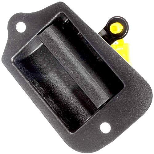 09 nissan maxima door handle - 7