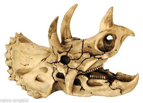 Repstyle Dinosaur Skull Aquarium Ornament