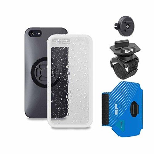 エスピーコネクト(SPConnect) サイクル 自転車 スマホ 取付簡単 GoPro対応 [マルチアクティビティバンドル iPhone 5/SE] 53804 53804