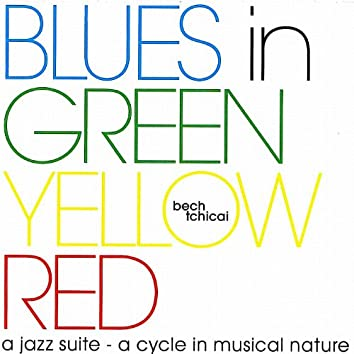 Blues In Green Yellow Red