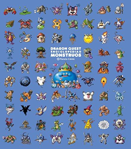 Dragon Quest Enciclopedia de Monstruos (Manga Artbooks)
