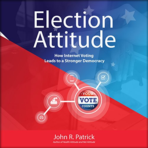 Election Attitude audiobook cover art