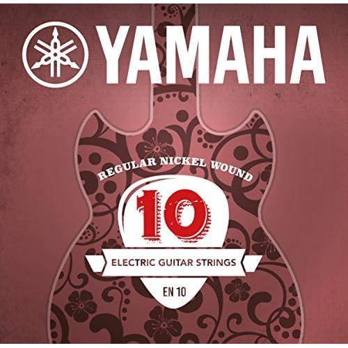Yamaha EN 10 Corde per Chitarra Elettrica, Light