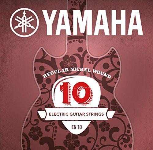 Yamaha EN10 - Juego de cuerdas para guitarra eléctrica