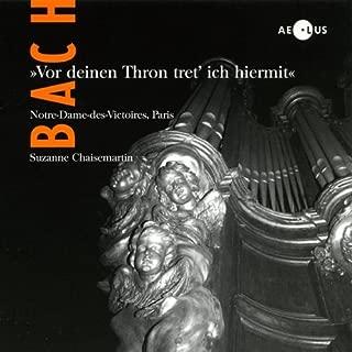 Vor Deinen Thron Tret' Ich Hiermit (1999-11-01)