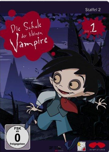 Die Schule der kleinen Vampire (DVD 1 - Staffel 2)