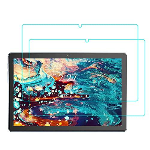 YHFZR Protector de Pantalla para ZONMAI MX2 Tablet 10.1 Pulgada, [Alta Definicion] [Sin Burbujas] Cristal Vidrio Templado Premium 9H Dureza para ZONMAI MX2 Tablet 10.1 Pulgada, 2PCS