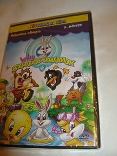 Baby Looney Tunes - Vol. 3, Puddle Olympics (DVD) / Baby bolondos dallamok - 3. k??tet / Bolondos Olimpia / Audio: English, German, Portugal, Hungarian by Cartoon Characters