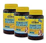 Cabellos y uñas 225 mg. (Levadura + selenio) 90 capsulas. Para fortalecer y frenar la caída del...