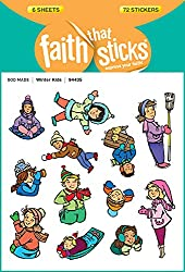Winter Kids (Faith That Sticks)