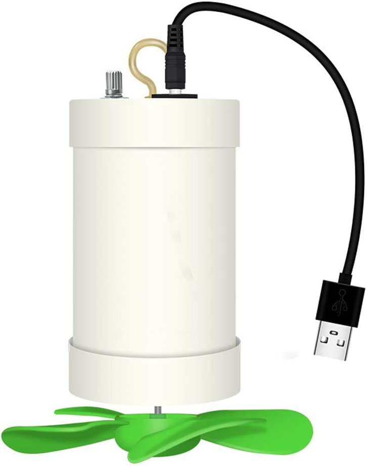 ANG-puneng Factory outlet 10cm 4inch Small USB 4400mAh Fan Ceiling Recommended Rechargeable