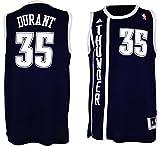 adidas Herren Basketball Oklahoma City Thunder Swingman Trikot, Camiseta para Hombre, Multicolor (Nba Oklahoma City Thunder 3 3Cf), 2XS