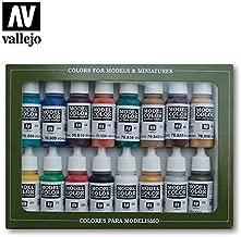 70142 Model Colour Medieval Colors 16 Colour Acrylic Paint Set