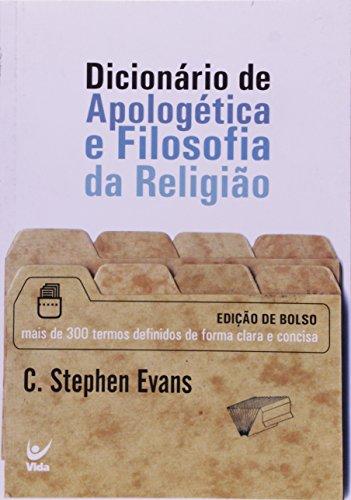 Dicionário de Apologética e Filosofia da Religião