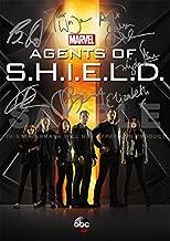 Agents of S.H.I.E.L.D Shield Tv Print (11.7 X 8.3) Joss Whedon Gregg Bennet Henstridge Dalton Wang De Caestecker