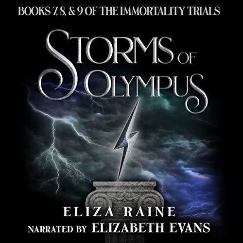 『Storms of Olympus: Books Seven, Eight, & Nine』のカバーアート