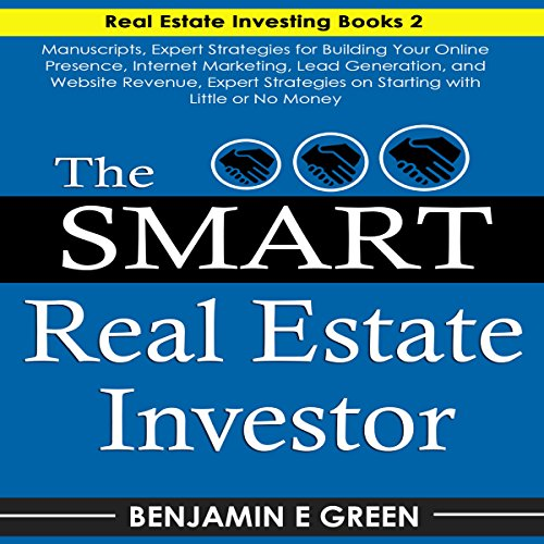 The Smart Real Estate Investor audiobook cover art