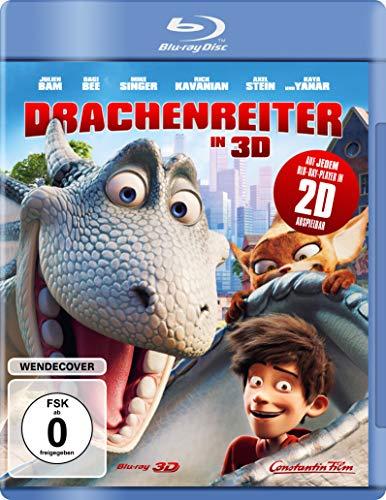 Produktbild von Drachenreiter [2D + 3D Blu-ray]