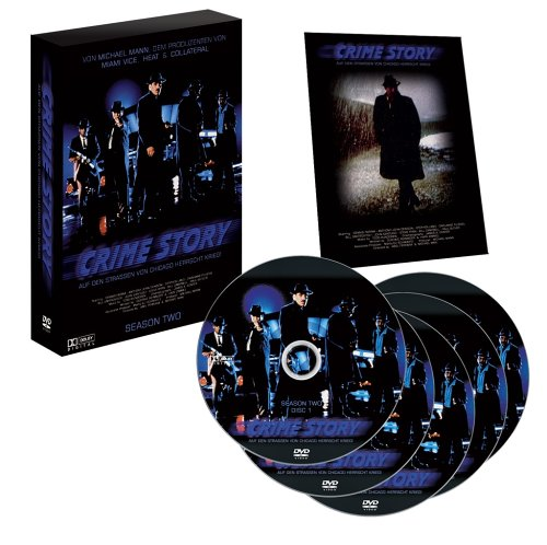 Crime Story - Season 2 - 5 Disc Deluxe Edition [Deluxe Edition] [5 DVDs] [Deluxe Edition]