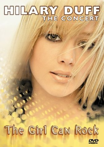Hilary Duff - The Concert: The Girl can rock