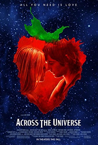 Across The Universe Movie Poster (68,58 x 101,60 cm)