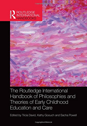 The Routledge International Handbook of Philosophies and Theories of Early Childhood Education and Care (Routledge Inter
