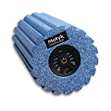 MOTYK 5 Speed Vibrating Foam Roller – Deep Tissue Massager, Trigger Point, Sports Therapy and Muscle Recovery