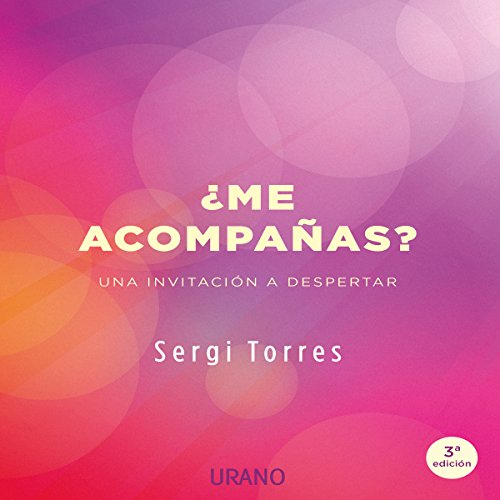 ¿Me acompañas? [Will You Join Me?] audiobook cover art