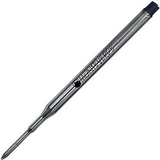 Monteverde Capless Gel Refill To Fit Sheaffer Ballpoint Pens, Fine, Blue/Black, 50 Pack (S424BB)