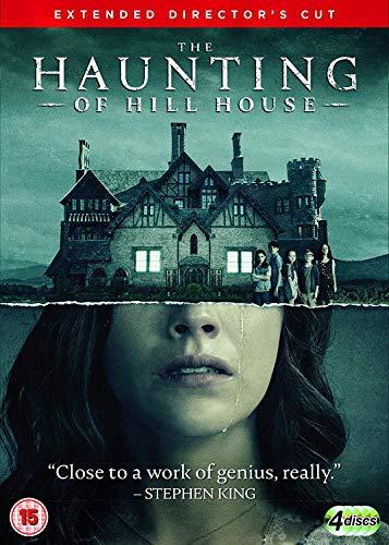 Haunting Of Hill House Season 1 (4 Dvd) [Edizione: Regno Unito]